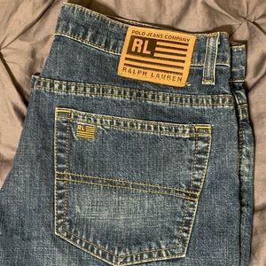 Ralph Lauren Polo Denim Jeans Boot Cut